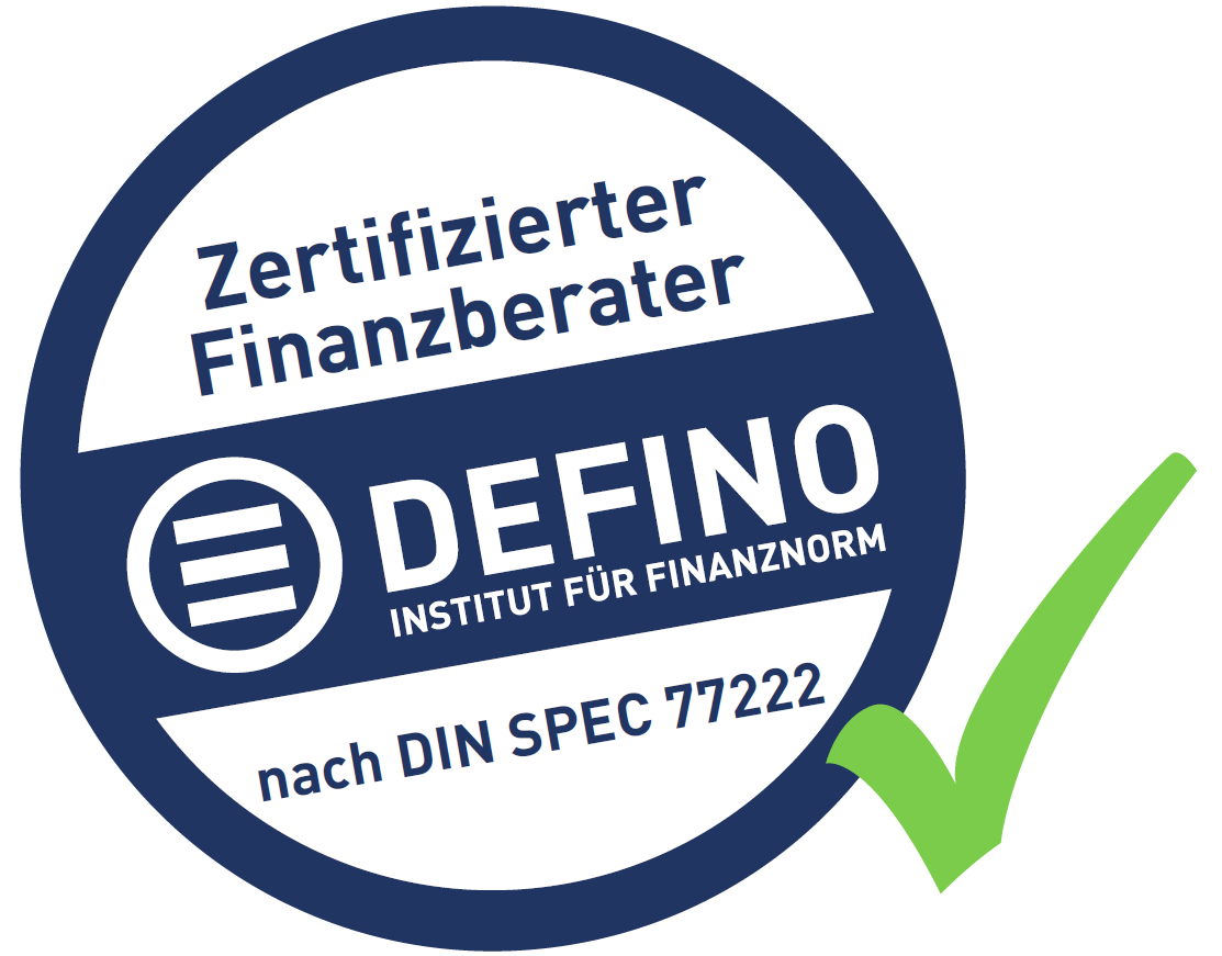 DEFINO Zertifikat - Next Generation Insurances